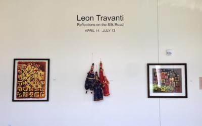 Leon Travanti: Reflections on the Silk Road